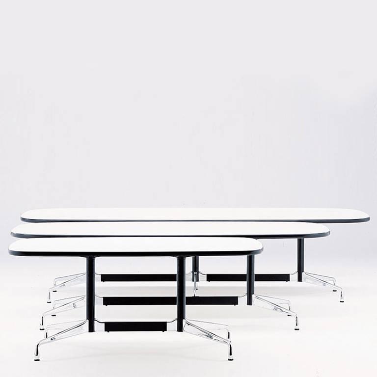 Eames Segmented Tables