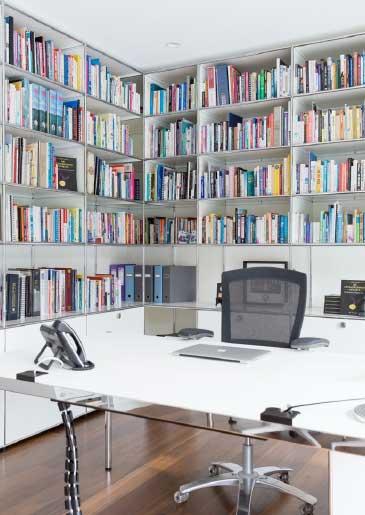 Bibliothèques USM